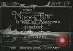 Image of Niagara Falls United States USA, 1921, second 25 stock footage video 65675021523