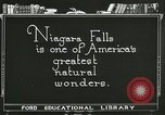Image of Niagara Falls United States USA, 1921, second 27 stock footage video 65675021523