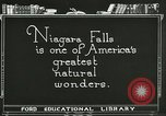 Image of Niagara Falls United States USA, 1921, second 30 stock footage video 65675021523
