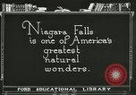 Image of Niagara Falls United States USA, 1921, second 31 stock footage video 65675021523