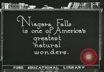 Image of Niagara Falls United States USA, 1921, second 32 stock footage video 65675021523