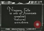 Image of Niagara Falls United States USA, 1921, second 33 stock footage video 65675021523