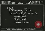 Image of Niagara Falls United States USA, 1921, second 34 stock footage video 65675021523
