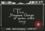 Image of Niagara Falls United States USA, 1921, second 11 stock footage video 65675021526