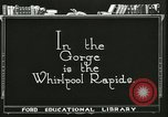 Image of Niagara Falls United States USA, 1921, second 27 stock footage video 65675021526