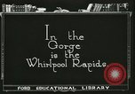 Image of Niagara Falls United States USA, 1921, second 29 stock footage video 65675021526