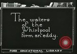 Image of Niagara Falls United States USA, 1921, second 51 stock footage video 65675021526