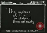 Image of Niagara Falls United States USA, 1921, second 53 stock footage video 65675021526