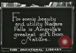 Image of Niagara Falls United States USA, 1921, second 3 stock footage video 65675021527