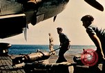 Image of USS Yorktown readies for Battle of Philippine Sea Pacific Theater, 1944, second 54 stock footage video 65675021563