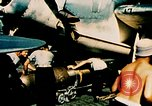 Image of USS Yorktown readies for Battle of Philippine Sea Pacific Theater, 1944, second 55 stock footage video 65675021563