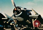 Image of USS Yorktown readies for Battle of Philippine Sea Pacific Theater, 1944, second 60 stock footage video 65675021563