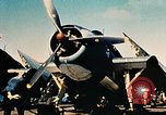 Image of USS Yorktown readies for Battle of Philippine Sea Pacific Theater, 1944, second 62 stock footage video 65675021563
