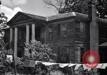 Image of Old farm plantation house southern United States United States USA, 1939, second 10 stock footage video 65675021570