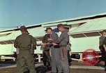 Image of American Air Force personnel Luzon Island Philippines, 1967, second 22 stock footage video 65675021582