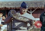 Image of American Air Force personnel Luzon Island Philippines, 1967, second 37 stock footage video 65675021584
