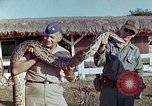 Image of American Air Force personnel Luzon Island Philippines, 1967, second 52 stock footage video 65675021584