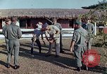 Image of American Air Force personnel Luzon Island Philippines, 1967, second 56 stock footage video 65675021584