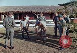 Image of American Air Force personnel Luzon Island Philippines, 1967, second 59 stock footage video 65675021584
