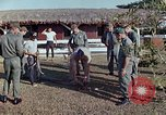 Image of American Air Force personnel Luzon Island Philippines, 1967, second 62 stock footage video 65675021584