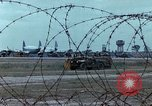 Image of United States Air Base Vietnam, 1967, second 22 stock footage video 65675021588