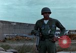 Image of United States Air Base Vietnam, 1967, second 47 stock footage video 65675021588