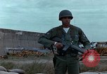 Image of United States Air Base Vietnam, 1967, second 50 stock footage video 65675021588