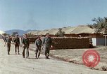 Image of 35th Tactical Fighter Wing Vietnam Phan Rang Air Base, 1967, second 16 stock footage video 65675021601