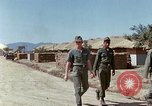 Image of 35th Tactical Fighter Wing Vietnam Phan Rang Air Base, 1967, second 32 stock footage video 65675021601