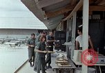 Image of Cam Ranh Air Base Vietnam, 1967, second 40 stock footage video 65675021614