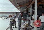 Image of Cam Ranh Air Base Vietnam, 1967, second 44 stock footage video 65675021614
