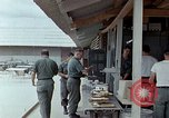 Image of Cam Ranh Air Base Vietnam, 1967, second 49 stock footage video 65675021614