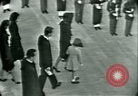 Image of Kennedy's State Funeral Washington DC USA, 1963, second 32 stock footage video 65675021643