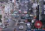Image of Cable cars in North Beach area San Francisco San Francisco California USA, 1968, second 40 stock footage video 65675021686