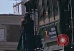 Image of Cable cars in North Beach area San Francisco San Francisco California USA, 1968, second 44 stock footage video 65675021686