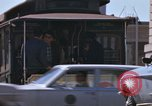 Image of Cable cars in North Beach area San Francisco San Francisco California USA, 1968, second 56 stock footage video 65675021686