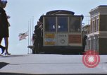 Image of North Beach San Francisco cable car 1960s San Francisco California USA, 1968, second 4 stock footage video 65675021687