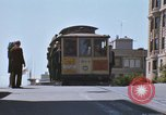 Image of North Beach San Francisco cable car 1960s San Francisco California USA, 1968, second 11 stock footage video 65675021687