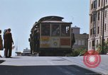 Image of North Beach San Francisco cable car 1960s San Francisco California USA, 1968, second 12 stock footage video 65675021687