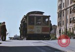Image of North Beach San Francisco cable car 1960s San Francisco California USA, 1968, second 13 stock footage video 65675021687