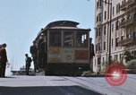 Image of North Beach San Francisco cable car 1960s San Francisco California USA, 1968, second 14 stock footage video 65675021687