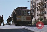Image of North Beach San Francisco cable car 1960s San Francisco California USA, 1968, second 15 stock footage video 65675021687