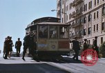 Image of North Beach San Francisco cable car 1960s San Francisco California USA, 1968, second 18 stock footage video 65675021687