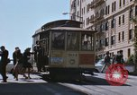Image of North Beach San Francisco cable car 1960s San Francisco California USA, 1968, second 21 stock footage video 65675021687
