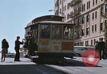 Image of North Beach San Francisco cable car 1960s San Francisco California USA, 1968, second 22 stock footage video 65675021687