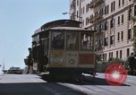 Image of North Beach San Francisco cable car 1960s San Francisco California USA, 1968, second 26 stock footage video 65675021687