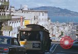 Image of North Beach San Francisco cable car 1960s San Francisco California USA, 1968, second 38 stock footage video 65675021687