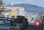 Image of North Beach San Francisco cable car 1960s San Francisco California USA, 1968, second 40 stock footage video 65675021687
