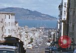 Image of North Beach San Francisco cable car 1960s San Francisco California USA, 1968, second 43 stock footage video 65675021687