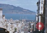 Image of North Beach San Francisco cable car 1960s San Francisco California USA, 1968, second 45 stock footage video 65675021687